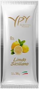 Limão Siciliano Zero Lactose