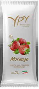 Morango Zero Lactose