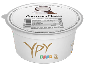 Coco com Flocos